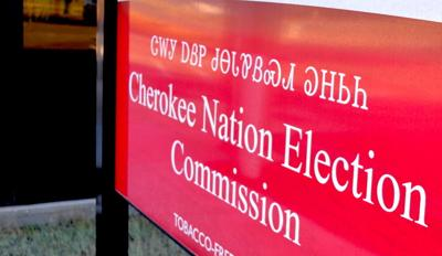 Cherokee Nation election results