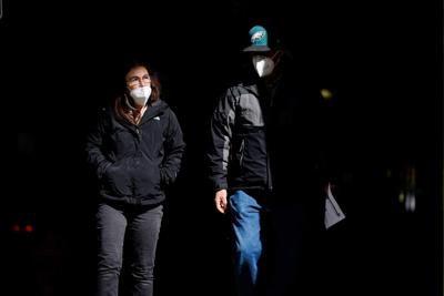 CDC says many Americans can go outside without mask