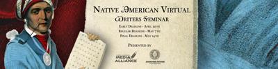 Cherokee Nation Film Office, Native American Media Alliance presents writer's seminar