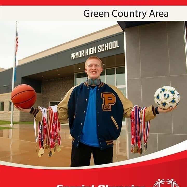 Minton to swim in Special Olympics USA Games
