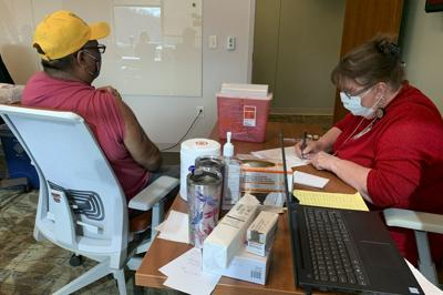 Native Americans embrace vaccine, virus containment measures