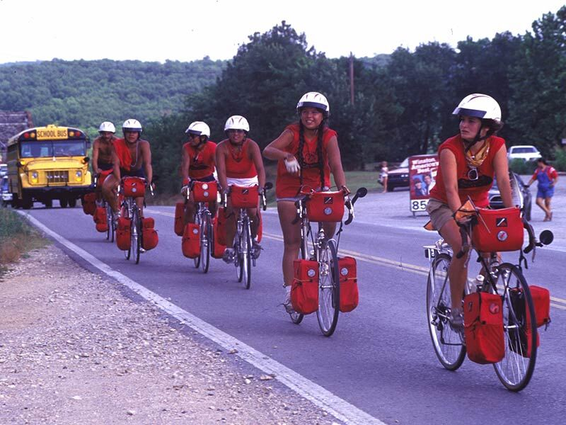 'Remember the Removal' bike ride celebrates 35 years