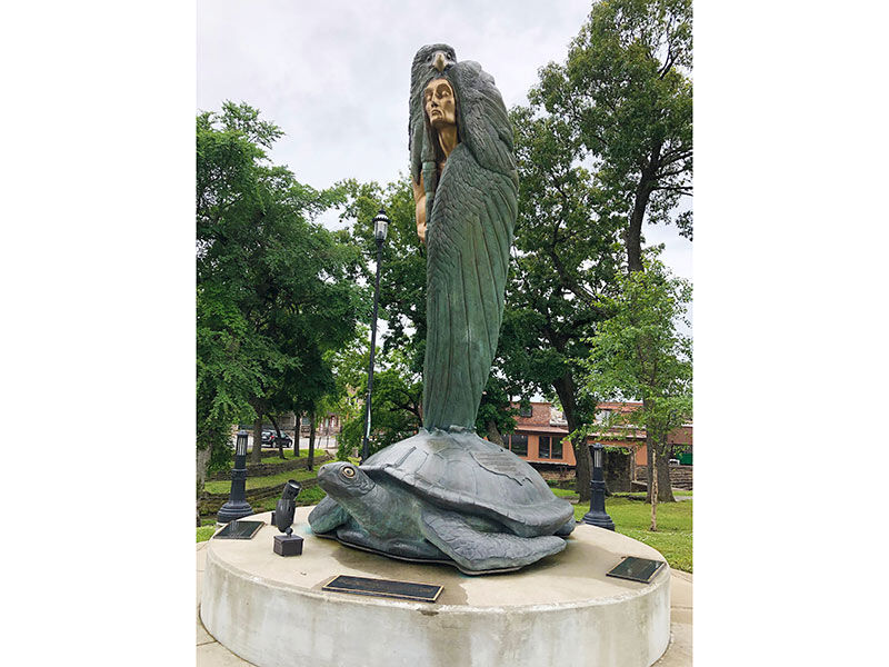 Native NSU students want 'forgiveness' monument removed