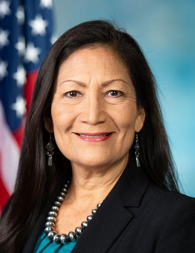 Haalandpursues justice in Indian Country with Not Invisible Act