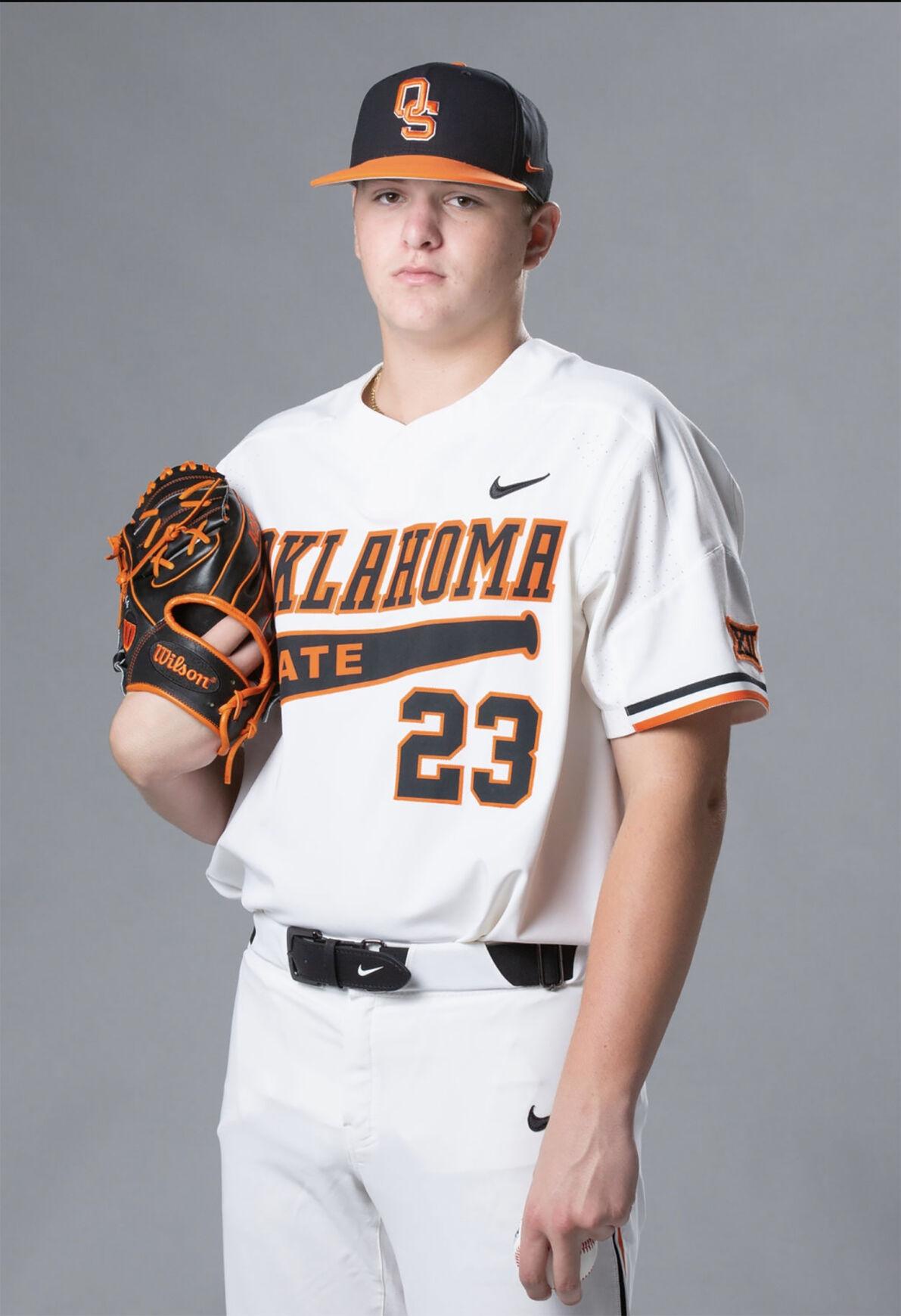 Rouse commits to Oklahoma State University baseball team