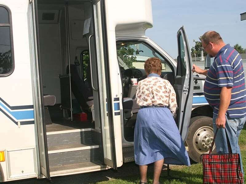 Cherokee Nation Transit serves commuters in NE Okla.