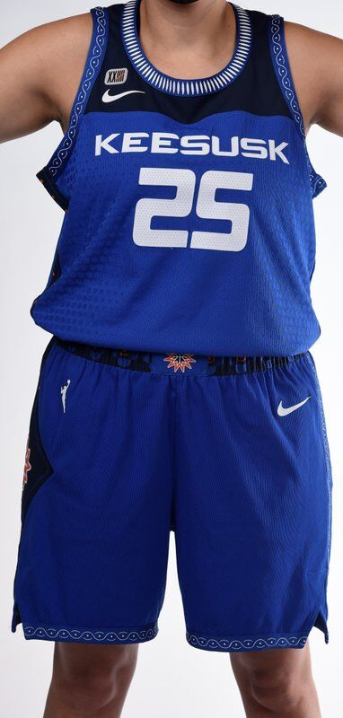 Sun, tribal owners add Native American images to jerseys