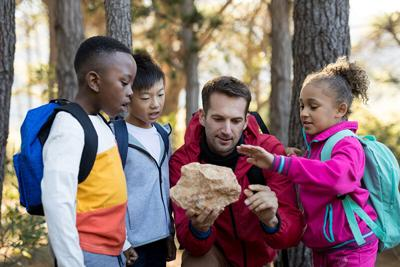Creative ways to connect children to science, encourage STEM