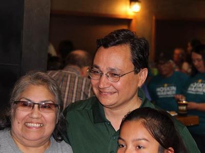 Hoskin wins Cherokee Nation principal chief race