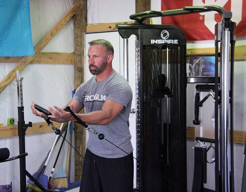 HEALTH SUCCESS: Damon Ford