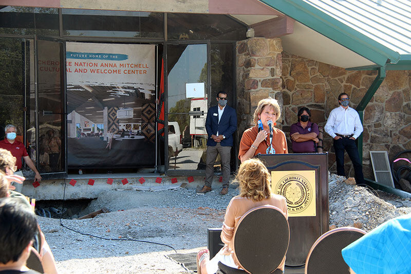 Cherokee Nation announces cultural, tourism facility in Vinita