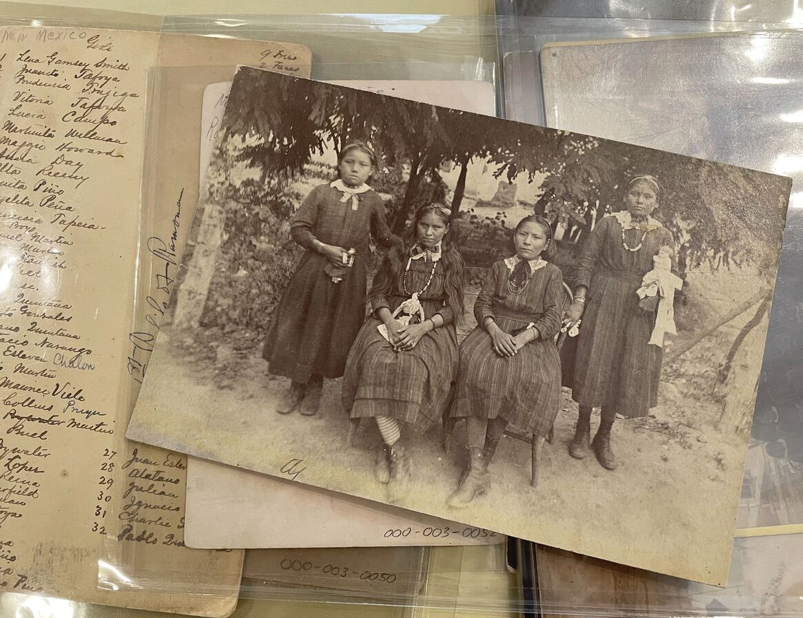 Uncovering boarding school history makes for monumental task