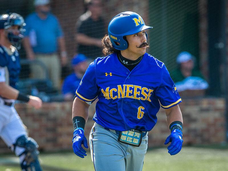 Obregon helps McNeese State to NCAA baseball regional