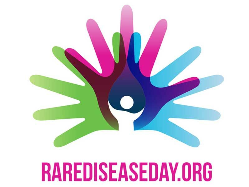Rare Disease Day acknowledged on Feb. 28