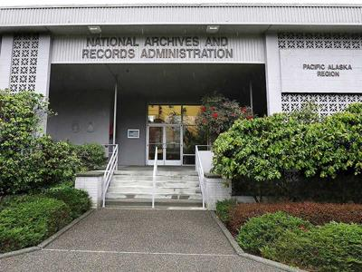 Washington, Oregon, 29 tribes sue over plan to move archives