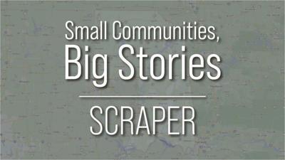 Small Communities, Big Stories: Scraper