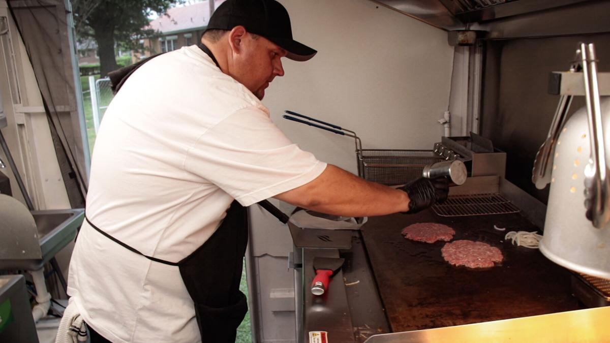 Cherokee chef serves comfort food from food truck