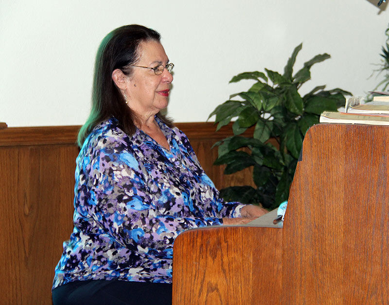 McAlister marks 10th year as the Cherokee Nation vocal instructor