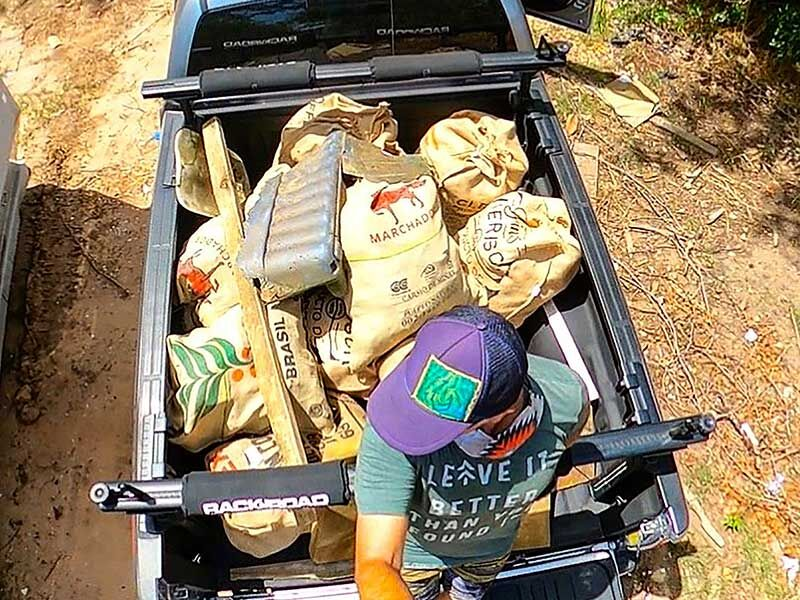 Cherokee Nation citizen part of effort to remove litter from Oklahoma River