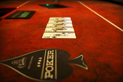 Poker back on table at CNB casinos