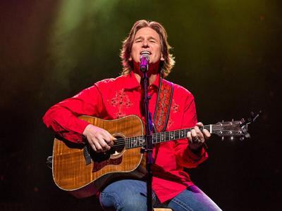 Billy Dean is 'Only Here for a Little While'
