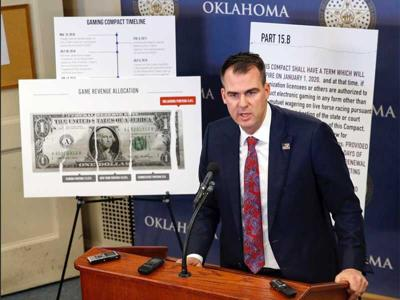 Tribes want Congress to allow criminal justice compacts with Oklahoma in wake of landmark McGirt ruling