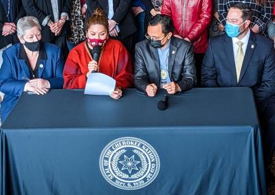 Cherokee Nation declares March 25 as Cherokee Women's Day