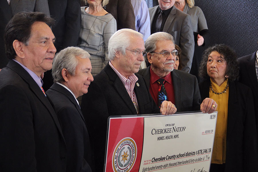 Tribes' economic impact increases as COVID relief anticipated