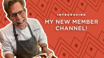 Rick Bayless YouTube channel