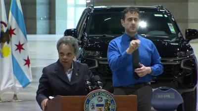 Mayor and Governor announce return of Chicago Auto Show