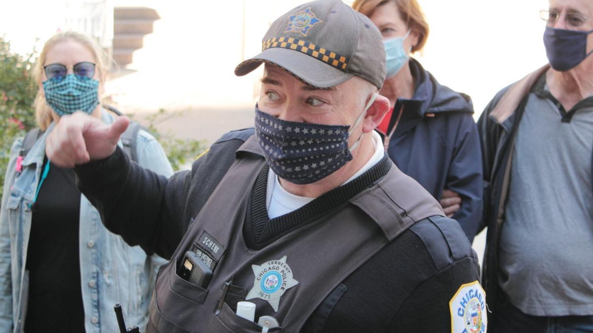 Sergeant Christoph Schenk