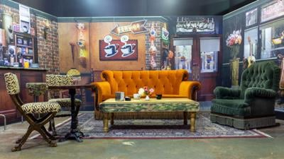 "Central Perk at ""The Friends Experience"""