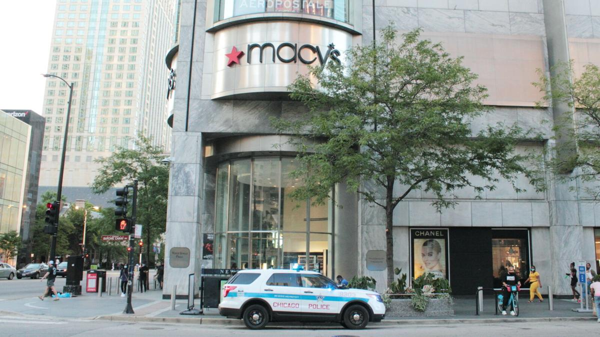 CPD at Macy's
