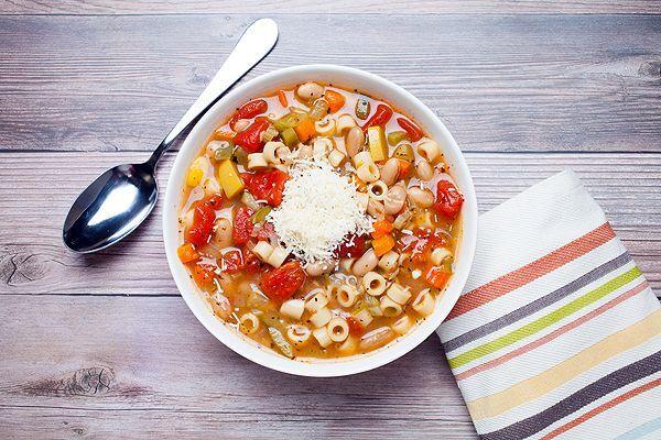 fagioli soup
