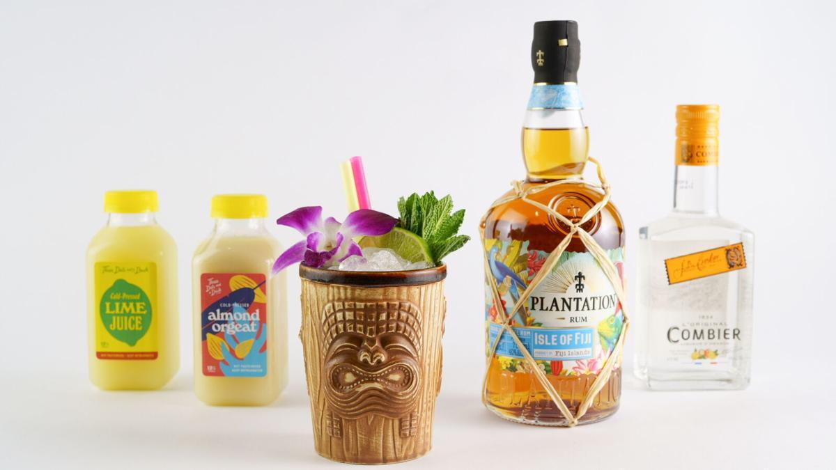 Gin and Juice Mai Tai kit