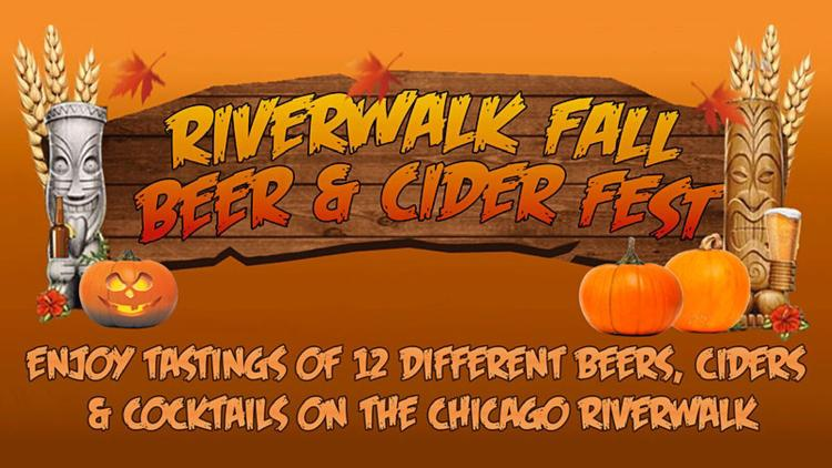 Riverwalk Fall Beer & Cider Fest