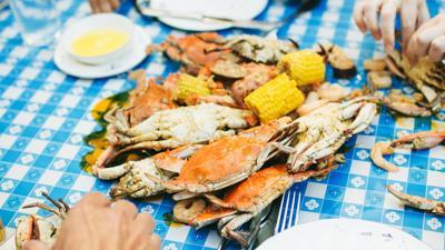 Beacon Tavern Maryland Blue Crab Boil