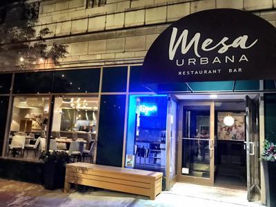 Mesa Urbana, a Mexican fusion restaurant comes to Lincoln Park.