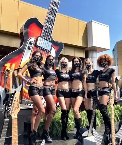 The Hard Rock Casino Northern Indiana opened May 14 with much fanfare.