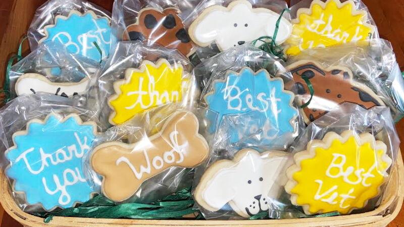 Megan Morgan's cookies