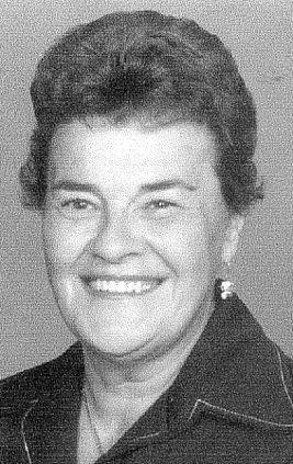 Helen Margaret McCluskey