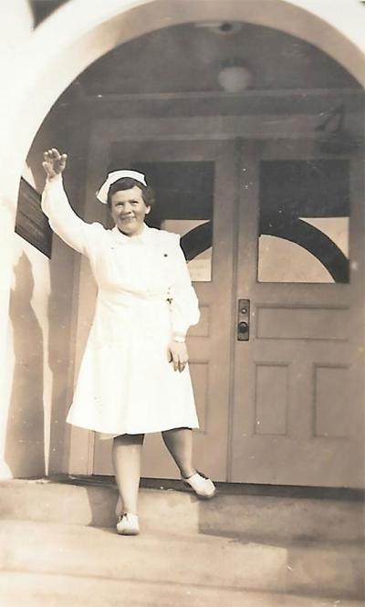 Mary Ann Fuller (Markham)
