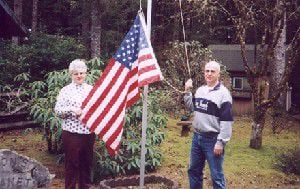Give your aged flag a dignified end on June 14