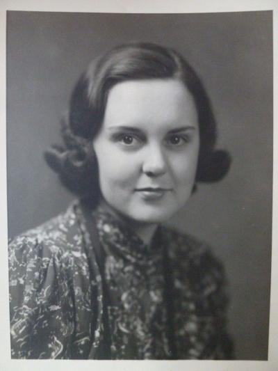 Martha Louise (Brady) Hanner