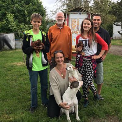 Coast Chronicles  Saving the family farm