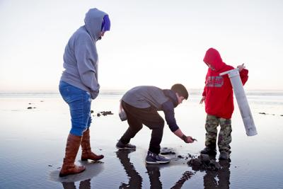Clamming brothers