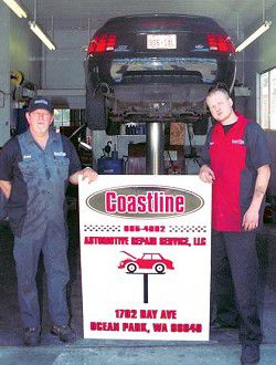 Coastline Automotive Repair is open for business