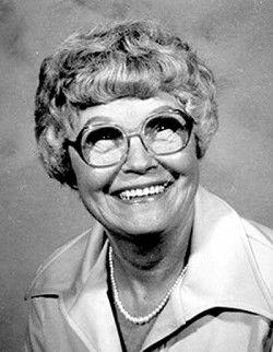 Obituaries: Iria Large