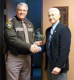 Pacific County Law & Order: A big thanks for Dave Reichert