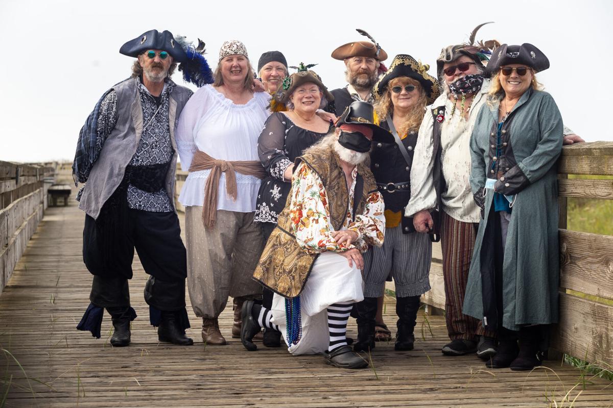 Group celebrates pirate holiday